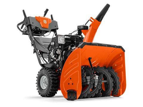 Husqvarna Power Equipment ST 424 Snow Blower in Saint Johnsbury, Vermont