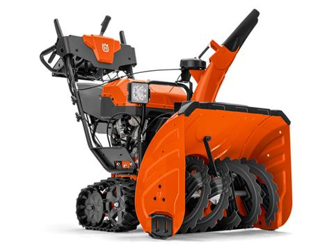 Husqvarna Power Equipment ST 427T Snow Blower in Saint Johnsbury, Vermont