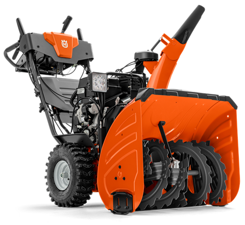Husqvarna Power Equipment ST 427 Snow Blower in Berlin, New Hampshire