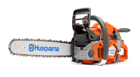 2016 Husqvarna Power Equipment 550 XP TrioBrake in Hancock, Wisconsin