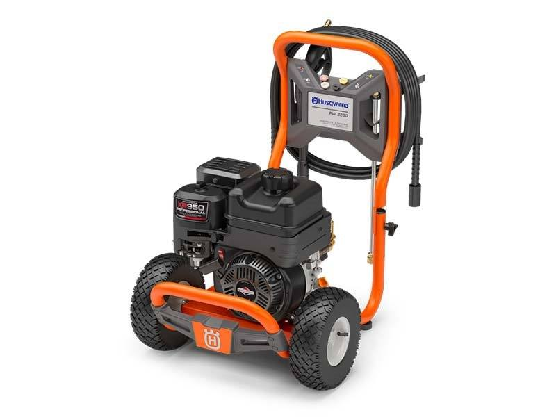 2016 Husqvarna Power Equipment PW 3200 Gas Pressure Washer in Ringgold, Georgia
