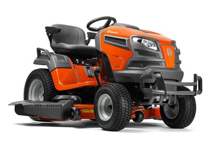 2017 Husqvarna Power Equipment GT54LS Briggs & Stratton (960 43 01-79) in Hancock, Wisconsin