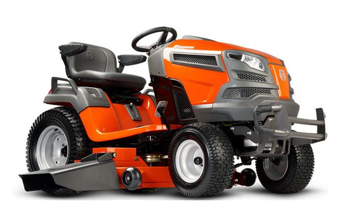2017 Husqvarna Power Equipment GTH52XLS Briggs & Stratton (960 45 00-57) in Hancock, Wisconsin