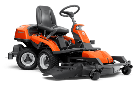 2017 Husqvarna Power Equipment R 322T AWD Briggs & Stratton with side discharge (967 03 21-01) in Francis Creek, Wisconsin
