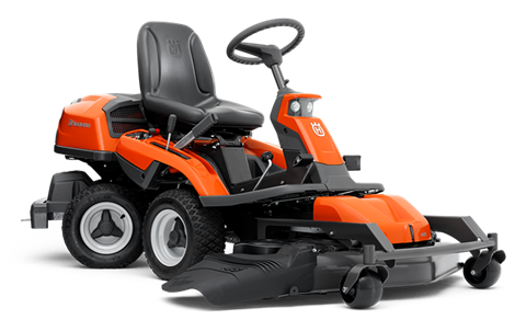 2017 Husqvarna Power Equipment R 322T AWD Briggs & Stratton with side discharge (967 03 21-01) in Bigfork, Minnesota