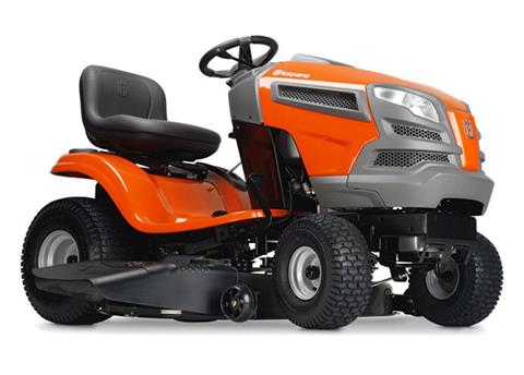 2017 Husqvarna Power Equipment YTH22V42 Briggs & Stratton (960 43 02-16) in Hancock, Wisconsin