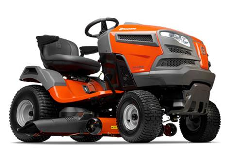 2017 Husqvarna Power Equipment Fast Tractor YTH24V48 in Berlin, New Hampshire