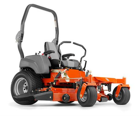 2017 Husqvarna Power Equipment M-ZT 52 Briggs & Stratton (967 17 70-05) in Hancock, Wisconsin