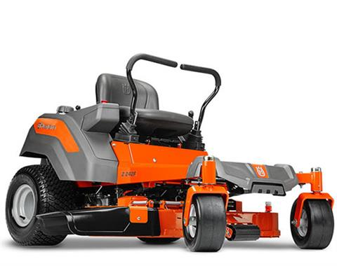 2017 Husqvarna Power Equipment Z242F Briggs & Stratton (967 63 84-01) in Hancock, Wisconsin