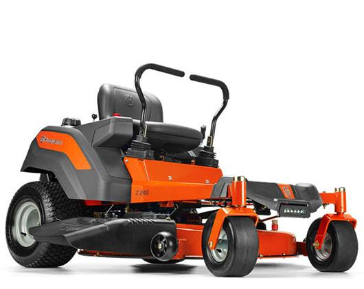 2017 Husqvarna Power Equipment Z246 Briggs & Stratton 23 hp (967 27 14-01) in Hancock, Wisconsin