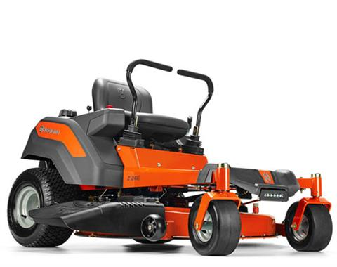 2017 Husqvarna Power Equipment Z246 Briggs & Stratton 20 hp (967 27 15-01) in Hancock, Wisconsin
