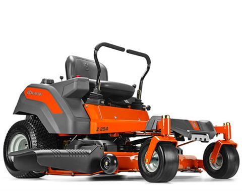 2017 Husqvarna Power Equipment Z254 Briggs & Stratton (967 32 41-01) in Francis Creek, Wisconsin