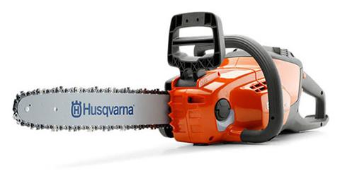 2017 Husqvarna Power Equipment 120i 14 in. bar (967 09 81-02) in Francis Creek, Wisconsin