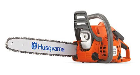 2017 Husqvarna Power Equipment 240 16 in. bar (952 80 21-54) in Gaylord, Michigan
