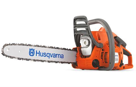2017 Husqvarna Power Equipment 240 14 in. bar (967 17 71-01) in Francis Creek, Wisconsin