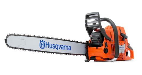 2017 Husqvarna Power Equipment 390 XP 28 in. bar 0.058 in. gauge (965 06 07-38) in Francis Creek, Wisconsin