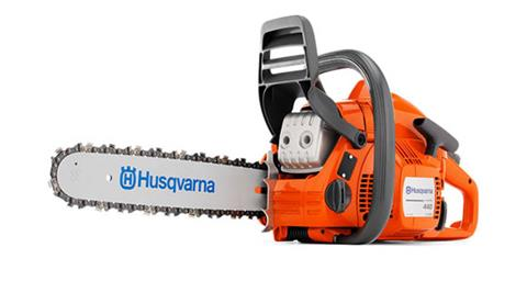 2017 Husqvarna Power Equipment 440 e-series 16 in. bar (966 95 50-36) in Lancaster, Texas