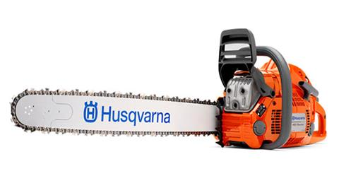 2017 Husqvarna Power Equipment 465 Rancher 28 in. bar 0.050 in. gauge (966 76 27-18) in Sacramento, California