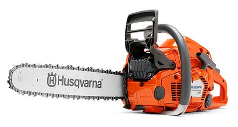 2017 Husqvarna Power Equipment 545 16 in. RSN bar 0.058 in. gauge (966 64 85-84) in Francis Creek, Wisconsin