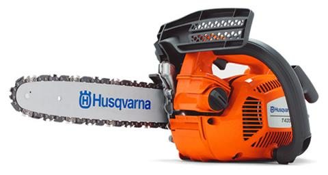 2017 Husqvarna Power Equipment T435 12 in. bar (966 99 72-32) in Francis Creek, Wisconsin
