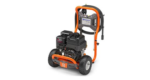 2017 Husqvarna Power Equipment PW 3200 Gas Pressure Washer (967 05 89-01) in Francis Creek, Wisconsin