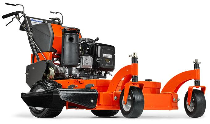 2018 Husqvarna Power Equipment W436 Walk Behind Mower Briggs & Stratton in Berlin, New Hampshire