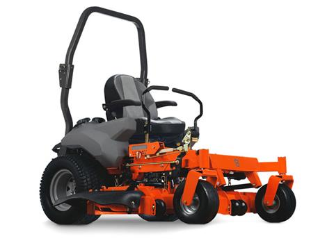 2018 Husqvarna Power Equipment PZ 60 Zero-Turn Mower Kawasaki 25.5 hp in Chillicothe, Missouri