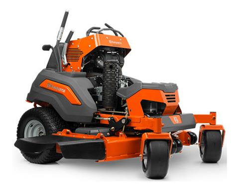 2018 Husqvarna Power Equipment V554 Stand-On Mower (967 67 26-01) in Berlin, New Hampshire