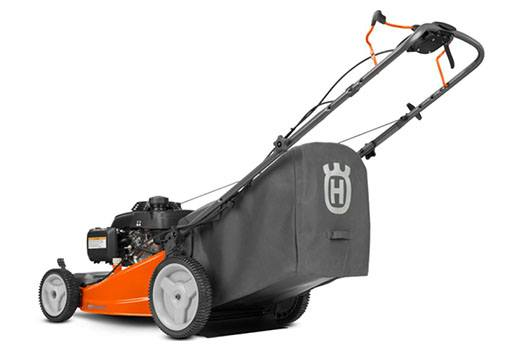 2018 Husqvarna Power Equipment L221FH Walk Behind Mower Honda in Berlin, New Hampshire