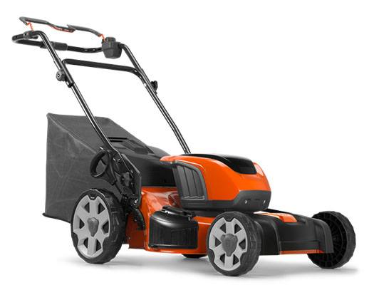 2018 Husqvarna Power Equipment LE 121P Walk Behind Mower Batteries in Berlin, New Hampshire
