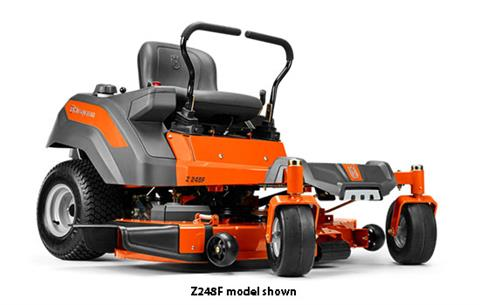 2018 Husqvarna Power Equipment Z254F Zero-Turn Mower Kohler in Chillicothe, Missouri