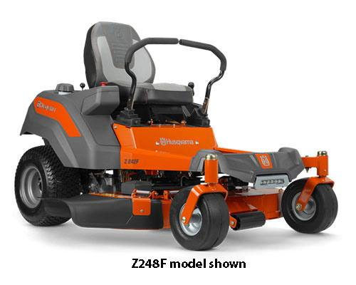 2018 Husqvarna Power Equipment Z254F Zero-Turn Mower Kohler in Pearl River, Louisiana