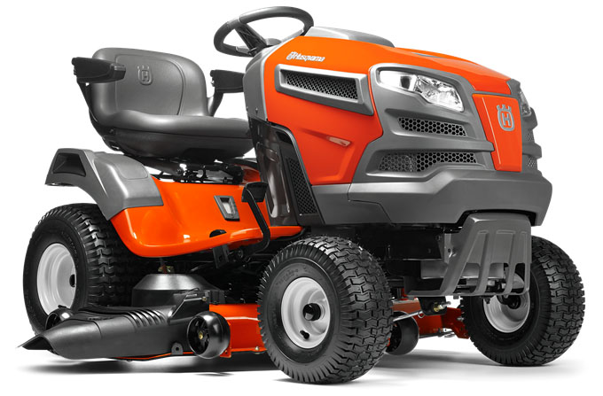 2018 Husqvarna Power Equipment Fast Tractor YTA24V48 Briggs & Stratton (960 43 02-14) in Boonville, New York