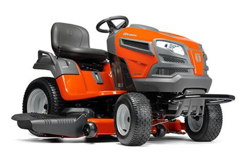2018 Husqvarna Power Equipment LGT2654 Lawn Tractor Kohler in Jackson, Missouri