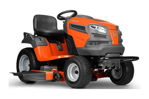 2018 Husqvarna Power Equipment LGT48DXL Lawn Tractor Kohler in Berlin, New Hampshire