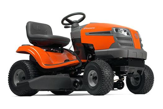 2018 Husqvarna Power Equipment LTA18538 Briggs & Stratton (960 43 02-10) in Bigfork, Minnesota