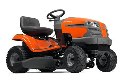 2018 Husqvarna Power Equipment LTA18538 Briggs & Stratton (960 43 02-10) in Hancock, Wisconsin