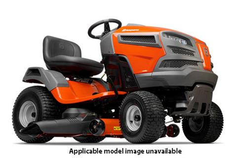 2018 Husqvarna Power Equipment LTH1738 Lawn Tractor Loncin in Soldotna, Alaska