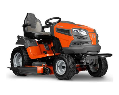 2018 Husqvarna Power Equipment TS 348D Lawn Tractor Kawasaki in Chillicothe, Missouri