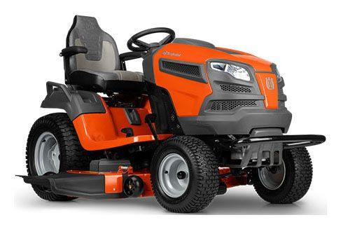 2018 Husqvarna Power Equipment TS 348D Lawn Tractor Kawasaki in Pearl River, Louisiana