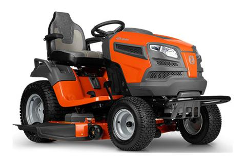 2018 Husqvarna Power Equipment TS 348 Lawn Tractor Kohler in Berlin, New Hampshire