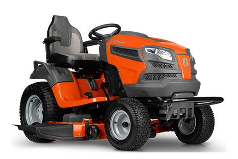 2018 Husqvarna Power Equipment TS 354D Lawn Tractor Kawasaki in Chillicothe, Missouri