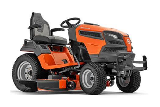 2018 Husqvarna Power Equipment TS 354XD Lawn Tractor Kawasaki in Berlin, New Hampshire