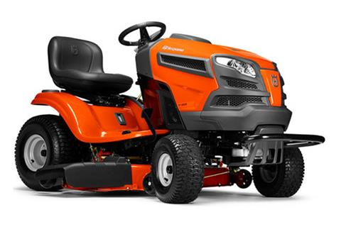 2018 Husqvarna Power Equipment YT42CS Briggs & Stratton (917 50 21-20) in Hancock, Wisconsin