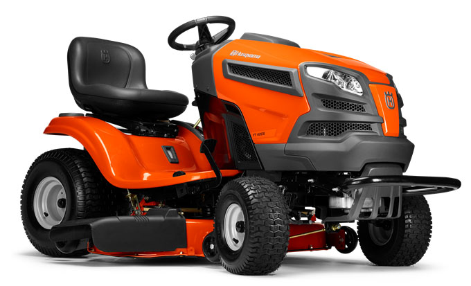 2018 Husqvarna Power Equipment YT42CS Briggs & Stratton (960 43 02-22) in Munising, Michigan
