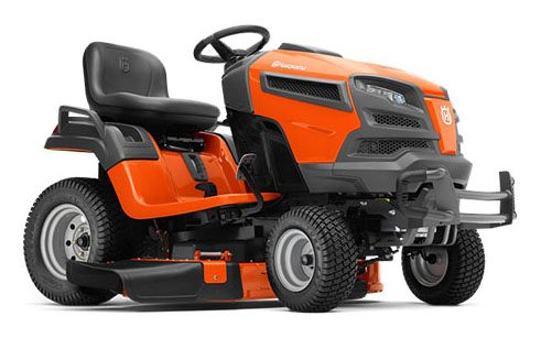 2018 Husqvarna Power Equipment YT42DXLS Lawn Tractor Kohler in Berlin, New Hampshire