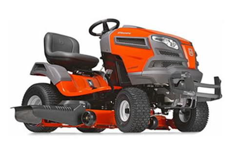 2018 Husqvarna Power Equipment YT42LS Lawn Tractor Kawasaki in Soldotna, Alaska