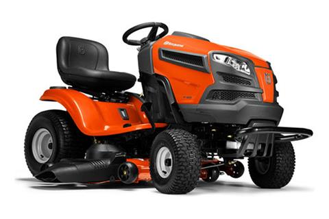 2018 Husqvarna Power Equipment YT48CS Lawn Tractor Kohler in Saint Johnsbury, Vermont