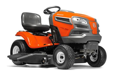 2018 Husqvarna Power Equipment YTA18542 Briggs & Stratton (960 45 00-56) in Chester, Vermont