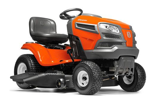 2018 Husqvarna Power Equipment YTA18542 Lawn Tractor Briggs & Stratton in Berlin, New Hampshire